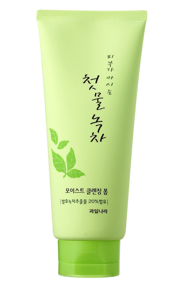 Primary image for FIRST GREEN TEA NATURAL FACIAL CLEANSING FOAM - FERMENTED SKIN SOAP