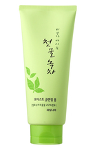 FIRST GREEN TEA NATURAL FACIAL CLEANSING FOAM - FERMENTED SKIN SOAP - $13.95