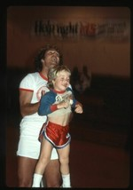 1980s WINGS HAUSER Live Candid Original 35mm Slide Transparency THE INSI... - $12.69