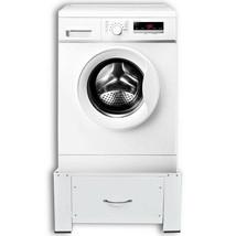 Washing Machine Pedestal Base Steel Laundry Dryer Floor Stand Home Furni... - $130.68