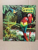 1950s Parrot Jungle Travel Brochure Miami Beach Florida Attraction Birds - $15.00