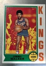 1974 75 Topps #45 Jimmy Walker Kings - $0.98