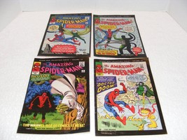 Marvel Comics The Amazing SPIDER-MAN Collectible Series Comic Books Lot Of 8 Guc - $29.99
