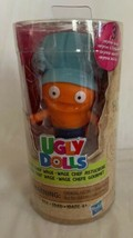 Hasbro Ugly Dolls Savvy Chef Wage Blue Hat Figure With 3 Surprises New - $13.85