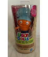 Hasbro Ugly Dolls Savvy Chef Wage Blue Hat Figure With 3 Surprises New - $13.99