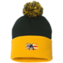 ARMY : A FLAG : SP15 Sportsman Pom Pom Knit Cap - $25.00