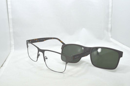 New Authentic West Polarized Clipp On 99714 col.2 Eyeglasses Frame - $99.99