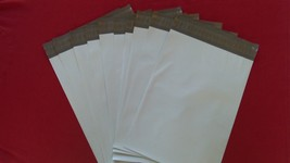 20 SHIPPING  7.5x10.5  POLY PLASTIC  MAILERS MAILING BAGS ENVELOPES - $4.84