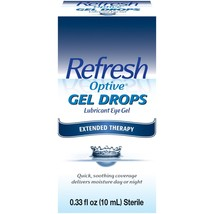 Refresh Optive Gel Drops Lubricant Eye Gel, 0.33 fl oz - $22.94