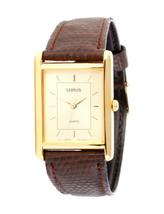 Lorus watch analog quartz RRS162 - $38.61