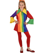 Kids Gay Pride / Rainbow / Festival Dress  - $29.81