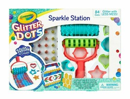 Crayola Glitter Dots Sparkle Station Craft Kit Gift for Kids Age 3+ - $22.75