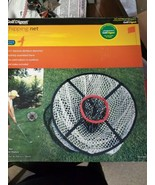 NEW - Open Box Golf Digest Chipping Net Practice 24 In W/ Ground Stakes - $15.83