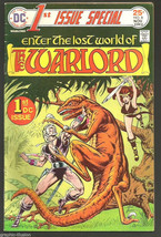 """Title: """"1st Issue Special"""" #8 KEY 1st WARLORD -- DC COMICS 1975 Fine or ... - $64.35"""