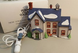 Dept 56 New England Village 1993 PENNSYLVANIA DUTCH FARMHOUSE 56480 Reti... - $18.00