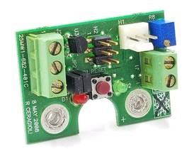 CRYDOM 25MW1-682-401C RELAY BOARD ECD CONTROL 25MW1682401C