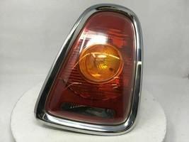 2008 Mini Cooper Driver Left Side Tail Light Taillight OEM 15958 - $58.84