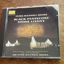 Peter Maxwell Davies Black Pentecost Stone Litany USED CD - $3.96