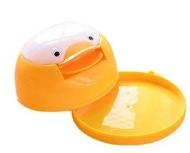 PANDA SUPERSTORE Creative Yellow Duck-Shaped Tissue Holder Tissue Box Cover