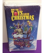How the Toys Saved Christmas (VHS, 1997) NEW / SEALED - $12.86