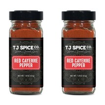 TJ Spices Red Cayenne Pepper (2 Pack) - $12.86