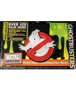 Ghostbusters Metal Supply Pencil Pen Box Toy Case Ghost Busters- NEW SEALED - $14.85