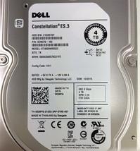 """DELL 529FG ST4000NM0023 9ZM270-150 4TB 7.2K SAS 3.5"""" HDD - $158.39"""