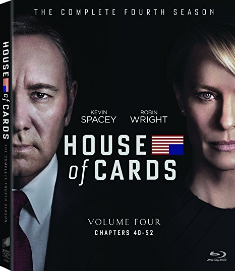 House of Cards: Season 4 [Blu-ray]