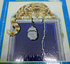 Janlynn 095-0108 The Mouser Gary Patterson Counted Cross Stitch Kit 5x7 New - $17.43