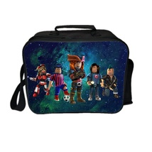Roblox Lunch Box Universe Series Lunch Bag Blue Starry Sky - $23.99