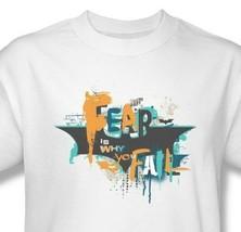 Batman T-shirt Fear Why You Fail DC cotton tee superhero Dark Knight BM2055 image 1