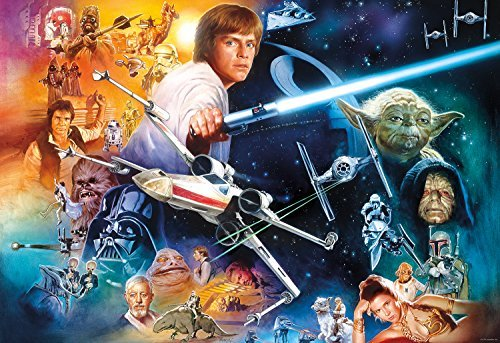 Buffalo Games Star Wars - The Force is Strong with This One - 2000 Piece Jigsaw  image 6