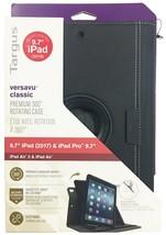 "Brand NEW Targus - Versavu Classic iPad Case 9.7"" Inch Pro, Air 2, Air - Black"