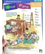 GROUP PIANO COURSE Piano Lesson Book 2 - $5.89