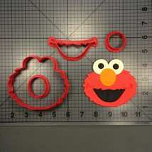 Street Puppets - Red Monster 266-B039 Cookie Cutter Set - $6.50+