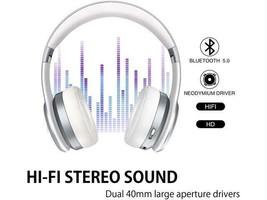 Bluetooth 5.0 Over Ear Wireless Headphones image 2