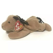 TY Beanie Baby Derby The Horse 1995 - $4.88