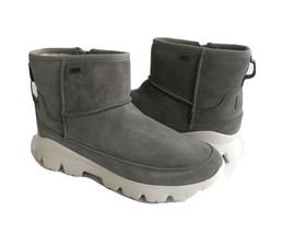 UGG PALOMAR SEAL/CHARCOAL WATERPROOF ZIP SNEAKER SHOE US 6.5 / EU 37.5 /... - $92.57
