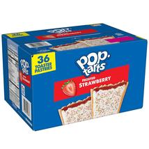 Pop-Tarts, Frosted Strawberry (36 ct.) - $13.58