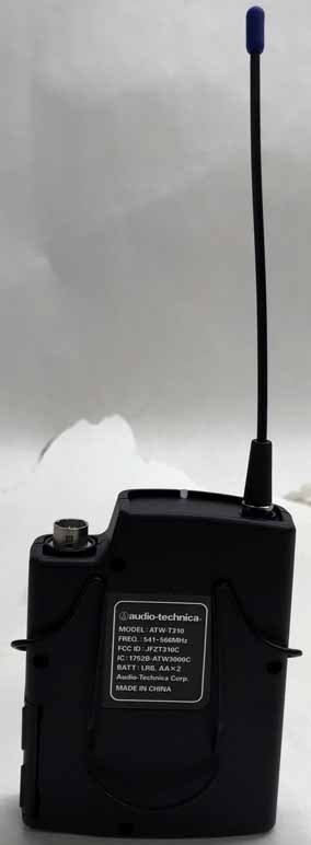 Audio-Technica ATW-T310 UHF Transmitter 541-566MHz