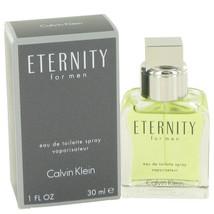 Eternity Cologne By CALVIN KLEIN Eau De Toilette Spray For Men - $31.03+
