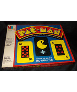 Vtg 1982 PAC-MAN Card Game Milton Bradley Complete Toy Arcade - $12.19