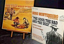 Ralph Hunter Choir – The Wild Wild West and Hugo Montenegro And His Orchestra –