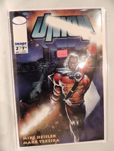 #2 Union 1997 Image Comics C541 - $3.99