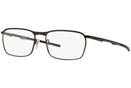 Authentic Oakley Eyeglasses Conductor OX3186-0254 Pewter RX-ABLE Frame 54MM - $75.73