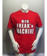 Retro WWE Shirt - Kane Big Freak'n Machine - Men's Large - $95.00
