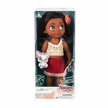 Disney Animators' Collection Moana Doll New with Box - $48.20