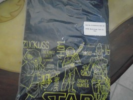 Funko Star Wars T-Shirt Bounty Hunter Smuggler's Bounty Exclusive Size 3XL - £3.84 GBP