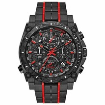 Bulova 98B313 Men's Chronograph Precisionist Stainless Steel Watch - $532.62