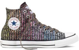 Converse SAN FRANCISCO Pride LGBT Subtle Stripe Hightop Shoes Unisex HTF... - $169.99